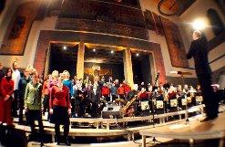 Konzerte und Proben